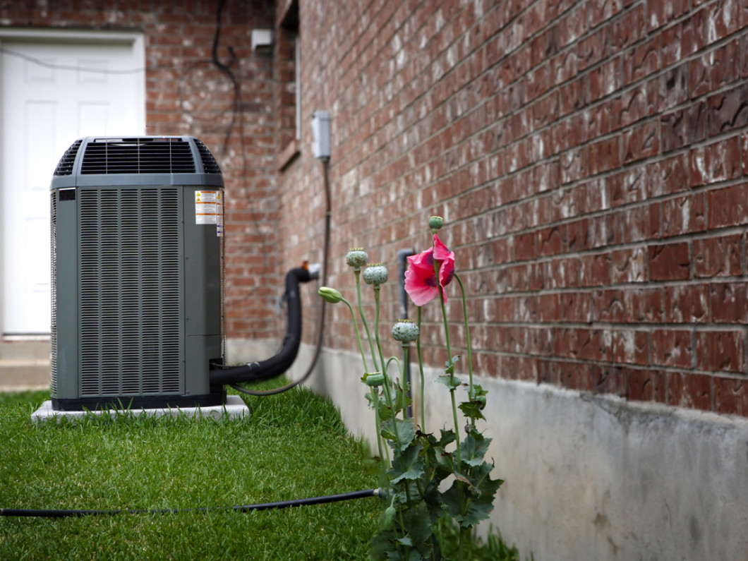 Upgrade to a More Efficient AC System
